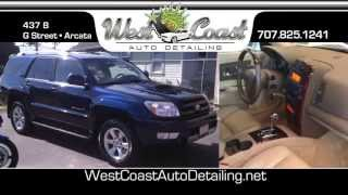 West Coast Auto Detailing, Arcata, California