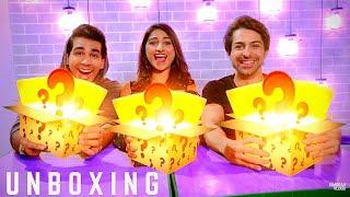 UNBOXING Challenge | Rimorav Vlogs