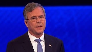 Another Bush, Another Preemptive War? Jeb Supports U.S. Military Strikes Against North Korea