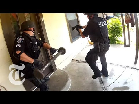 Violence in Forced-Entry Police Raids | The New York Times