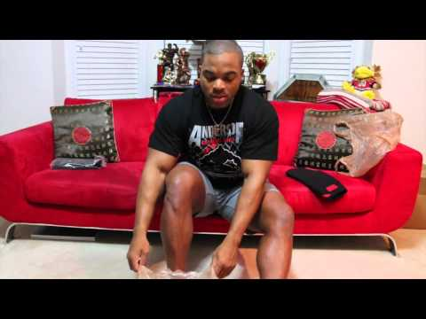 How to easily put on tight knee sleeves SBD EliteFTS etc..