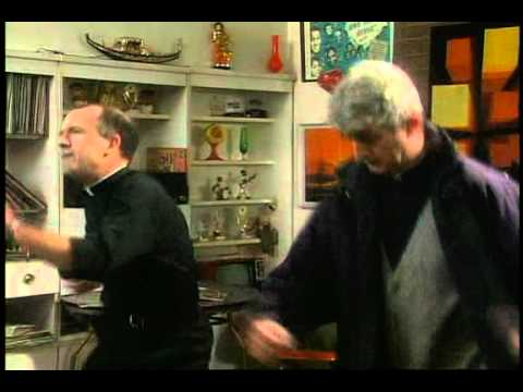 Father Ted dancing