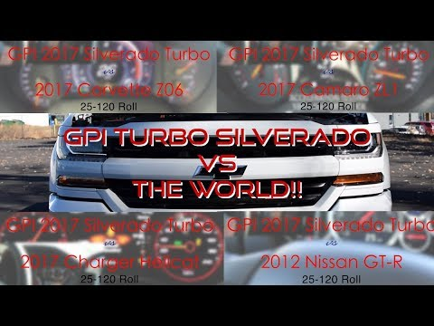 760 rwhp 6 2L Swapped Twin Turbo Sleeper 4WD Silverado