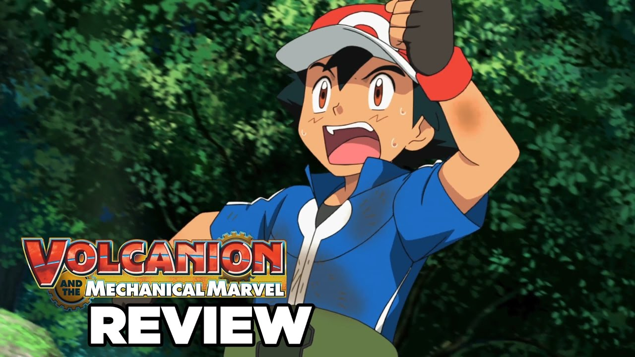 Pokemon The Movie Volcanion And The Mechanical Marvel Review