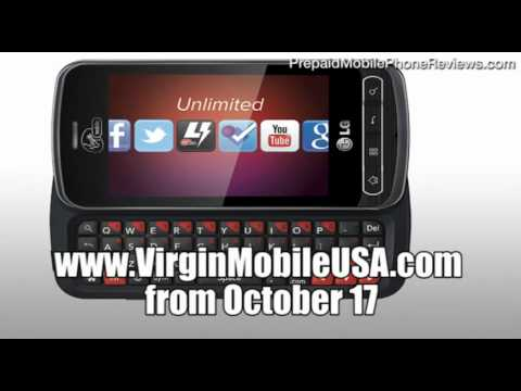 LG Optimus Slider and HTC Wildfire S announced by Virgin Mobile,data throttling postponed until 2012