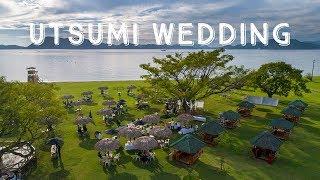 UTSUMI WEDDING - 広島県福山市内海町で結婚式 -