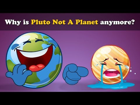 Why is Pluto not a Planet anymore? | #aumsum