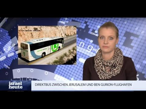 Israel Heute Nachrichten vom 14. Februar 2017