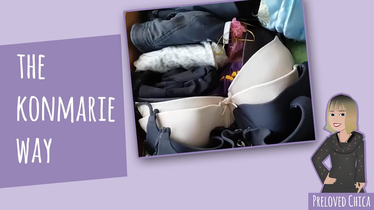 316f461f5 How to Tidy Your Clothes the Marie Kondo Way - YouTube