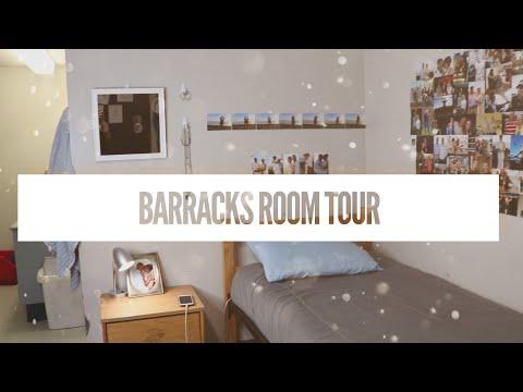 Barracks Room Tour
