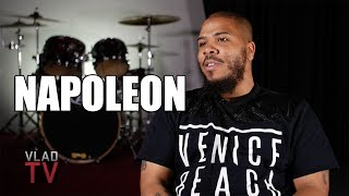 Napoleon (Outlawz) on Approaching Jimmy Henchman & Haitian Jack about 2Pac Shooting