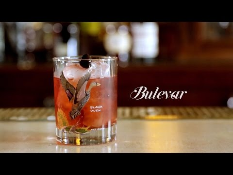 Kick up your cocktailing with Bulevar, a spicy cousin to the Negroni –Cocktail Club, Ep. 9