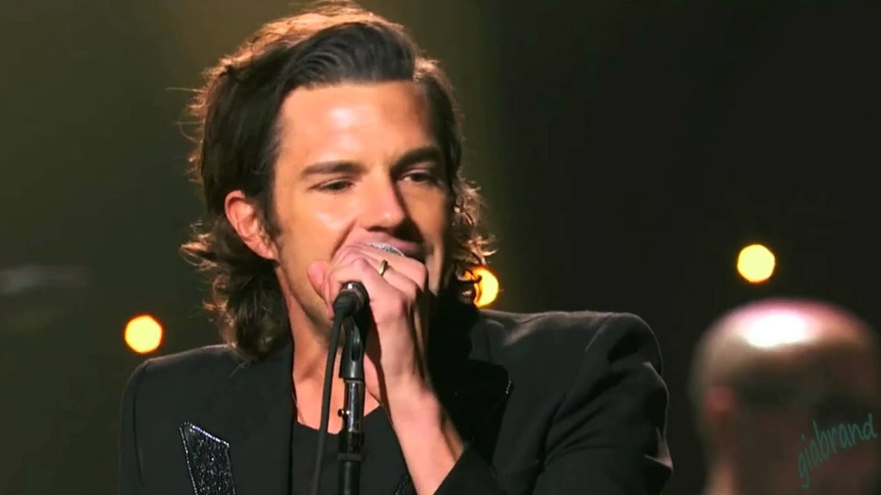 BRANDON FLOWERS SHERYL CROW AND CHRIS STAPLETON DON´T LET ME DOWN
