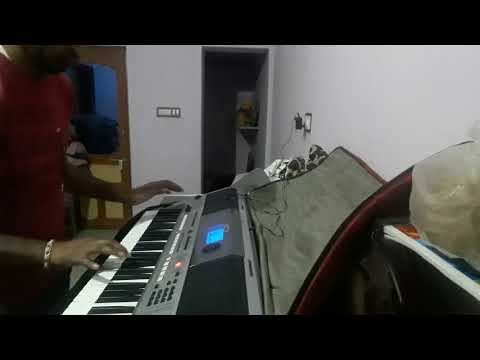 Tere ishq me nachenge on my keyboard yamaha psr i 454