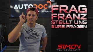 Frag Franz | Kannst du auch schrauben oder machst du nur Software ?| SimonMotorSport | #