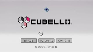 [First Look Rewind] Art Style: Cubello (WiiWare)