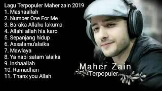 Daftar lagu Maher Zain terpopuler di Indonesia tahun 2019