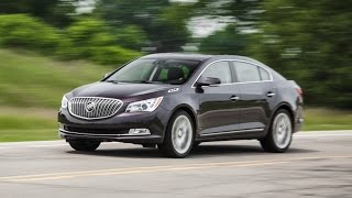 2015 Buick LaCrosse Premium 2 Review Rendered Price Specs Release Date
