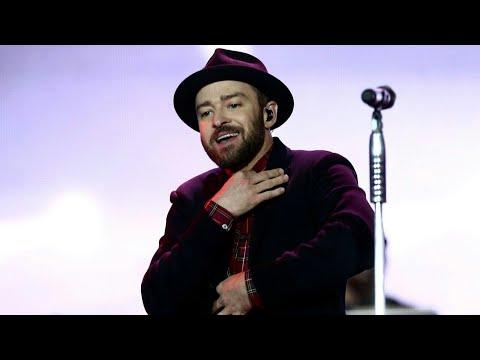 Justin Timberlake - Suit&Tie (Rock In Rio Brazil 2017) HD