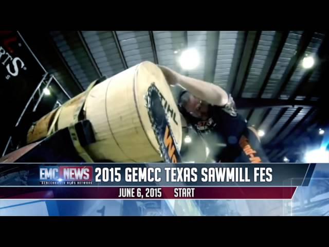 2015 GEMCC Texas Sawmill Festival