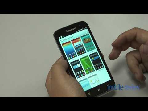 Обзор бюджетного Lenovo A859 - Android смартфон