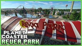 REVEA PARK! Your Dreams Will Come True! Park Spotlight 73 #PlanetCoaster