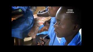 Głodujące dzieci Afryki