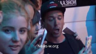 Billy Talent & fans after live show in Moscow, YOTASPACE 27.07.2017