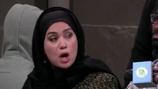 هند صبري بتولع النار في جوزها - SNL بالعربي