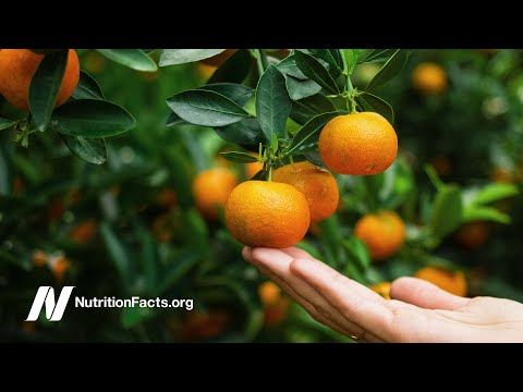 Keeping Your Hands Warm With Citrus