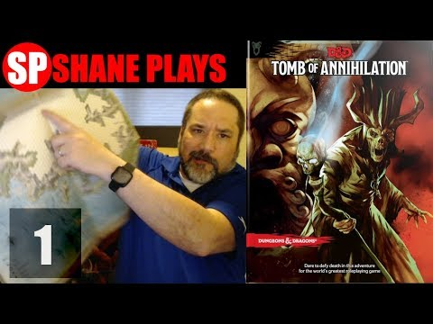 D&D Tomb of Annihilation Notes #1 - Introduction