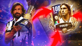 PIRLO 100 PRIME ICON CARNIBALL FIFA MOBILE 20