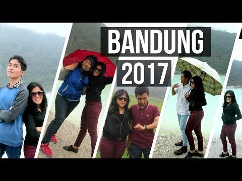 TRAVEL VLOG   BANDUNG, INDONESIA 2017