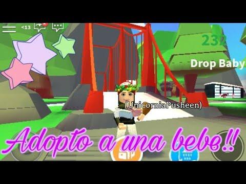 Adopto A Una Bebé/Roblox-Adopt Me/Yessi Gamer