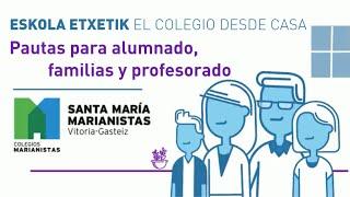 Convivencia Escolar en Entornos Digitales MARIANISTAS VITORIA GASTEIZ