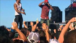 Nelly w/ the St. Lunatics Live, Opening Songs, Bud Light Port Paradise 3, CocoCay, Bahamas - 2010