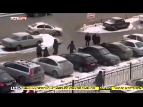 В Екатеринбурге две группировки попрошаек устроили драку со стрельбой
