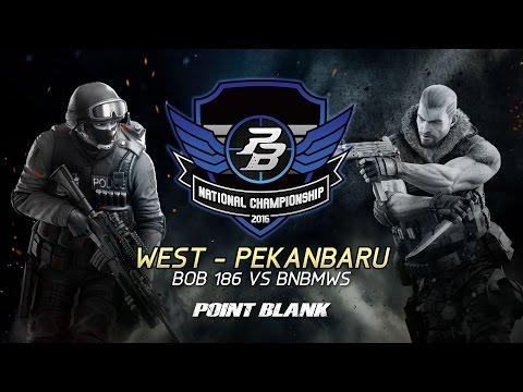 Turnamen Kota PBNC Week 1 - [West - Pekanbaru]