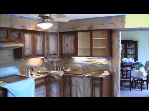 N Hance Cabinet Color Change Process Quick Review And