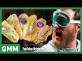 Lagu Blind Fast Food Sub Sandwich Taste Test Mp3