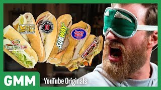Download Blind Fast Food Sub Sandwich Taste Test Mp3 and Videos