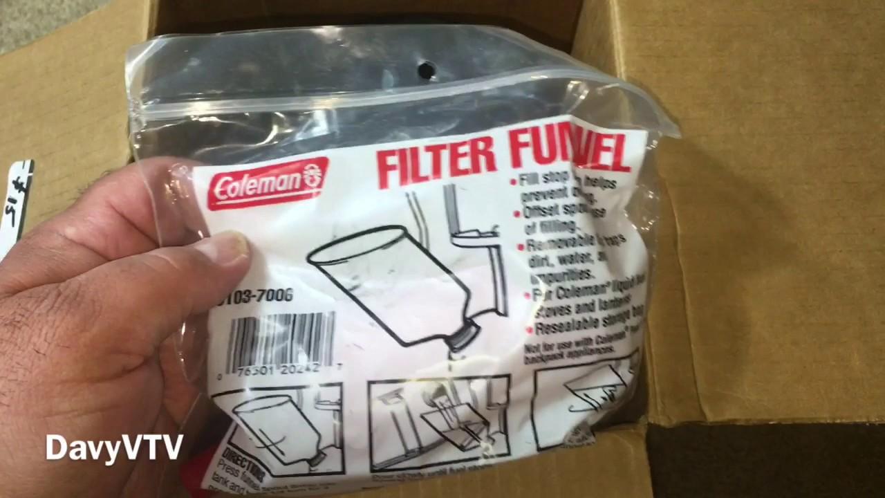 FREE Garage Sale Find! Brand New Coleman Lantern! by DavyV TV