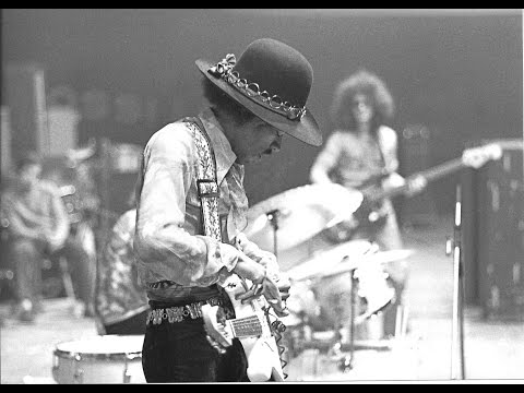 "Jimi Hendrix-  ""Monster Konzert"", Hallenstadion, Zurich, Switzerland 5/30/68 and 5/31/68"