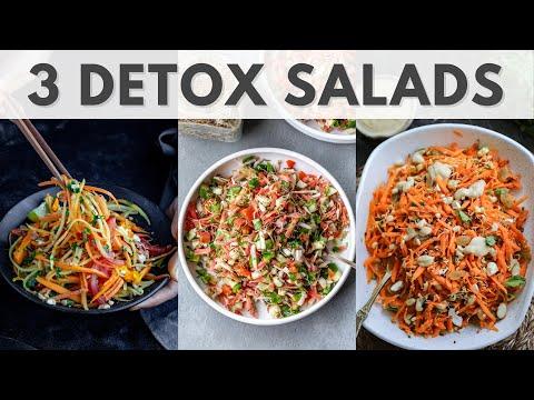 Detox Salads for Dinner pt.1 | Subah Saraf | Satvic Movement