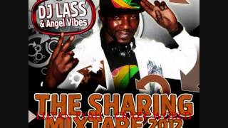 The Sharing Mixtape By DJLass Angel Vibes (November Refix 2013)