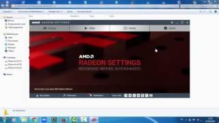 تشغيل الالعاب بدون تشنجات وبسرعة على كارت الشاشة  AMD