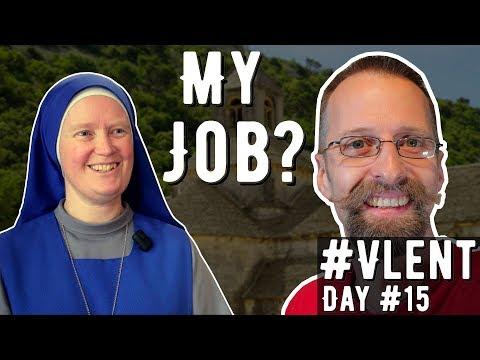 That Nerdy Catholic's Day Job (I'm not a nun)
