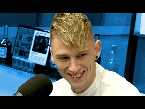 Machine Gun Kelly Interview at The Breakfast Club Power 105.