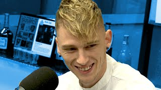 Machine Gun Kelly Interview at The Breakfast Club Power 105.1 (11/06/2015)