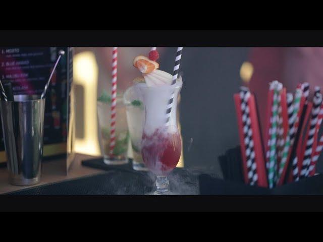 CRYSTAL BAR / Mobilny Drink Bar